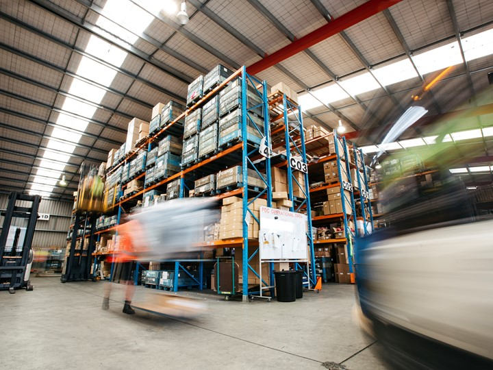 National Truck Parts Distribution Centre in Palmerston North deliver truck spare parts anytime anywhere with online inventory tracking