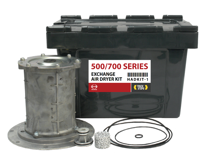 500/700 Series Exchange Air Drier Kit for truck spare parts from Hino which is focused on minimising environmental impact