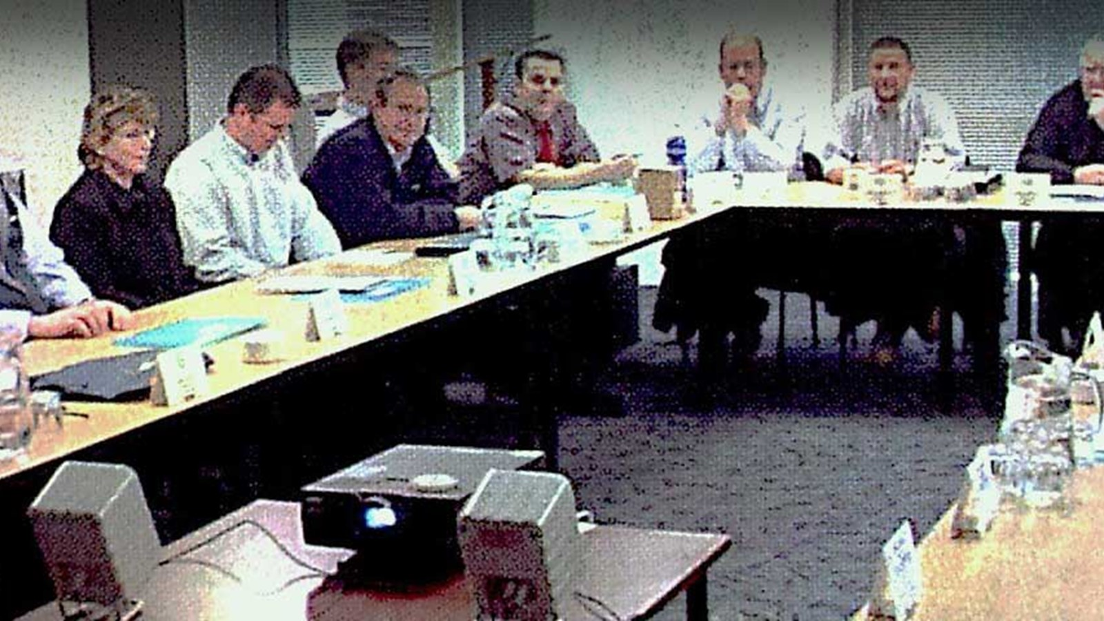 Truckstops General Manager meeting in 2005